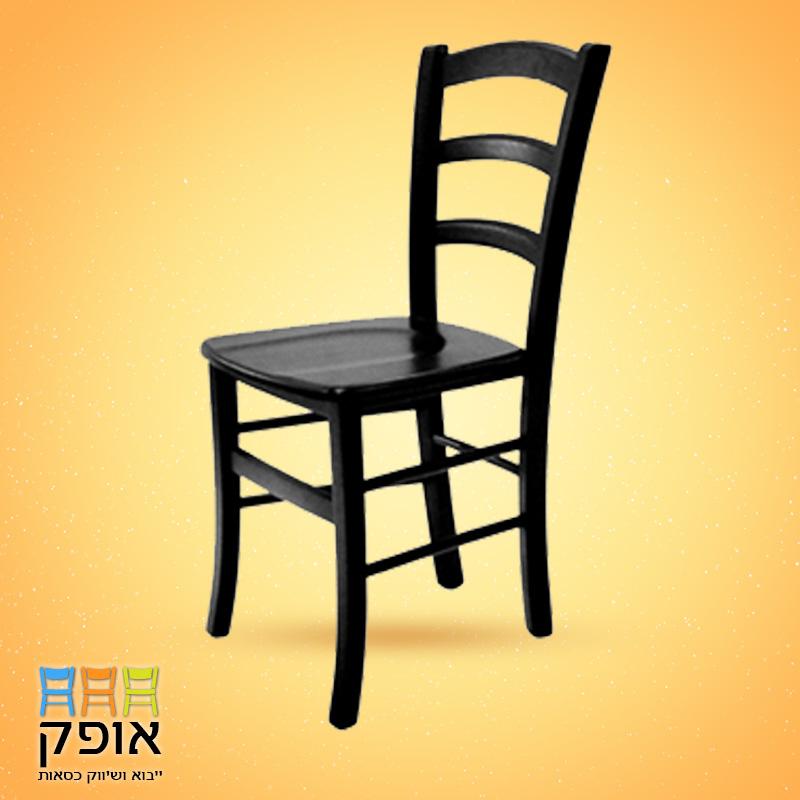 כסא דגם רימונים עץ